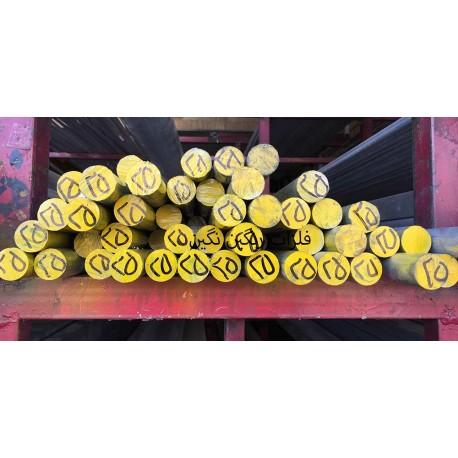 میلگرد آلومینیوم آلیاژی 7023 قطر 25 میل